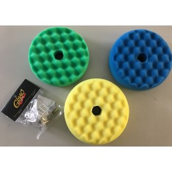 3M SET POLIRNIH GOB QUICK CONNECT +GRATIS ADAPTER