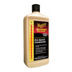 MEGUIAR'S M100 PRO SPEED COMPOUND