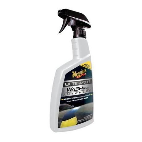MEGUIAR'S G3626 ULTIMATE WASH WAX
