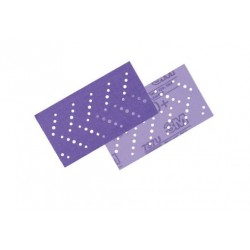 3M BRUSNI PAPIR 737U HOOKIT PURPLE+ 70/396MM / 50KOS