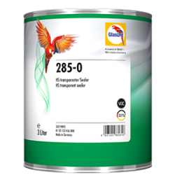 GLASURIT HS POLNILO 285-0, TRANSPARENT 3L