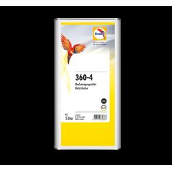 GLASURIT ČISTILO ZA KOVINSKE DELE 360-4 5L