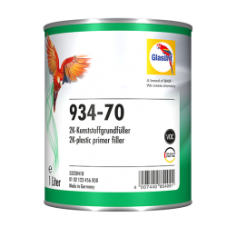 GLASURIT 2K PLASTIK PRIMER 934-70