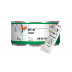 GLASURIT KIT ZA PLASTIKO SIV 839-90